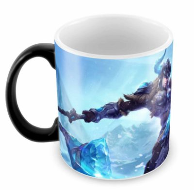 Caneca Mágica - League of Legends - Ice