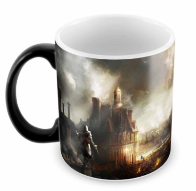 Caneca Mágica - Assassins Creed