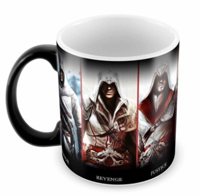 Caneca Mágica - Assassins Creed - Power