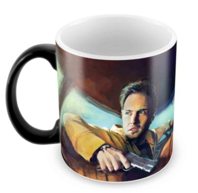 Caneca Mágica - Breaking Bad - Jesse