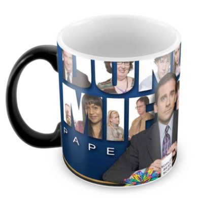 Caneca Mágica - The Office
