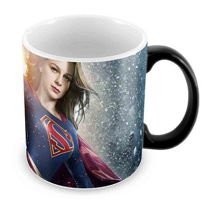 Caneca Mágica - Super Girl