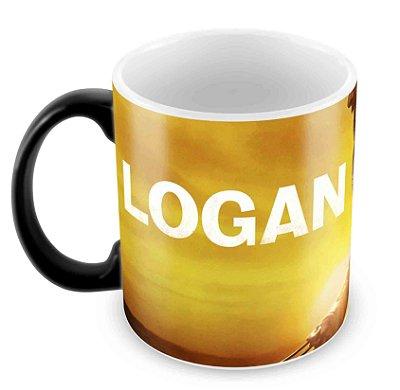 Caneca Mágica - Wolverine - Logan