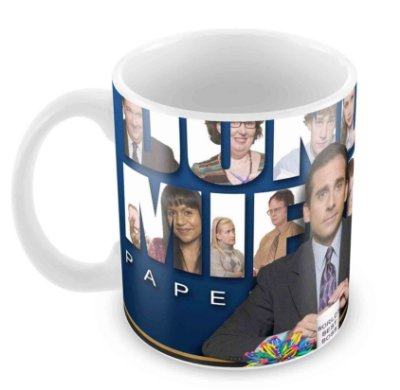 Caneca Branca - The Office