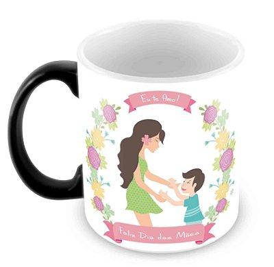 Caneca Mágica - Dia das Mães -Mod 16
