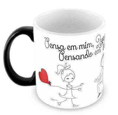 Caneca Mágica Dia dos Namorados - Mod 09