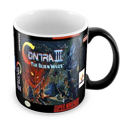 Caneca Mágica - SNES - Contra III