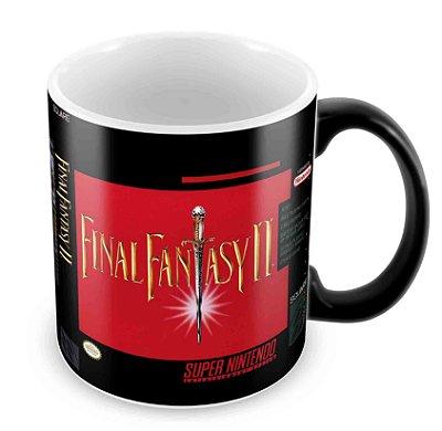 Caneca Mágica - SNES - Final Fantasy II