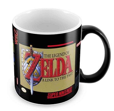 Caneca Mágica - SNES - Zelda