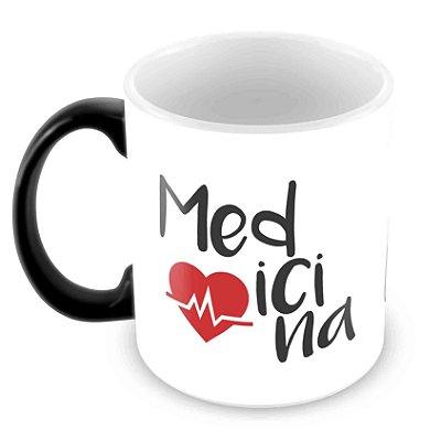 Caneca Mágica - Profissões - Medicina