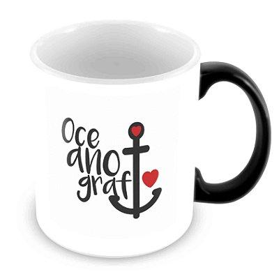 Caneca Mágica - Profissões - Oceanografia 2