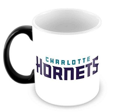 Caneca Mágica - NBA - Charlotte Hornets