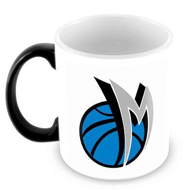 Caneca Mágica - NBA - Dallas Mavericks