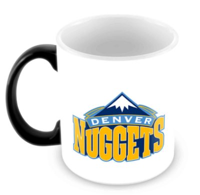 Caneca Mágica - NBA - Denver Nuggets