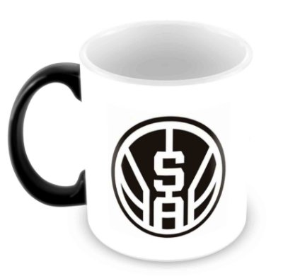 Caneca Mágica - NBA - San Antonio Spurs