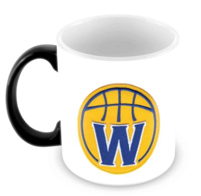 Caneca Mágica - NBA - Golden State Warriors