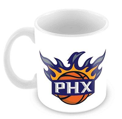 Caneca Branca - NBA - Phoenix Suns