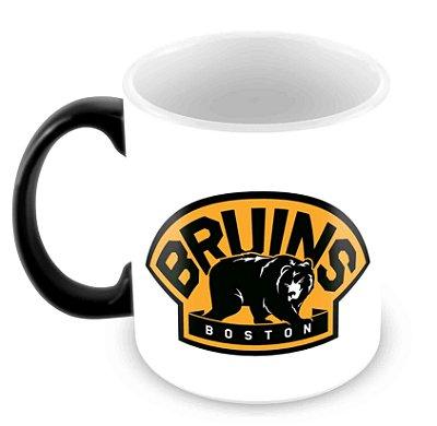 Caneca Mágica - NHL - Bruins
