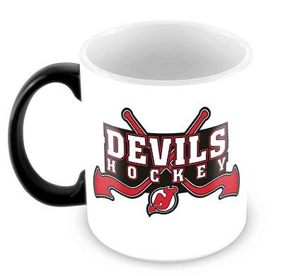 Caneca Mágica - NHL - Devils