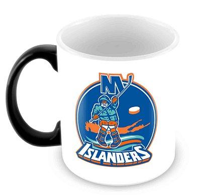 Caneca Mágica - NHL - Islanders