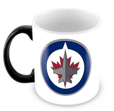 Caneca Mágica - NHL - Jets