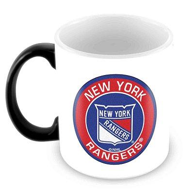 Caneca Mágica - NHL - Rangers