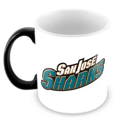 Caneca Mágica - NHL - Sharks