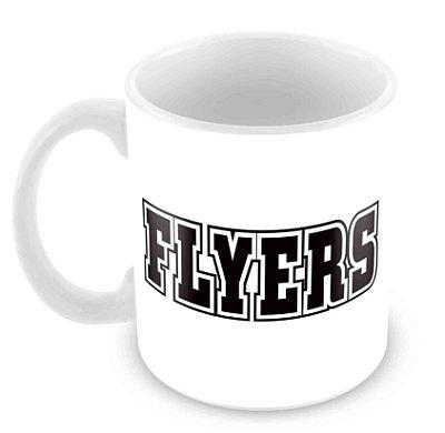 Caneca Branca - NHL - Flyers