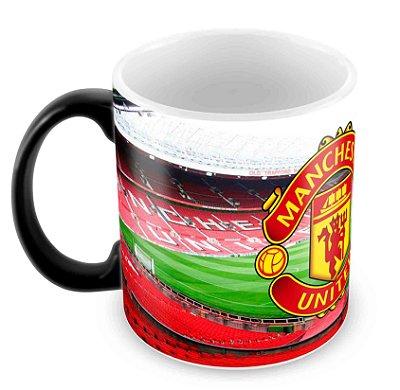 Caneca Mágica - Futebol - Manchester United