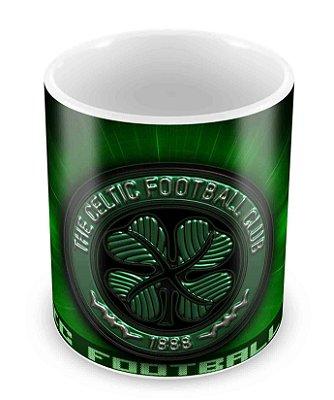 Caneca Branca - Futebol - Celtic