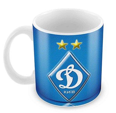 Caneca Branca - Futebol - Dinamo Kyiv