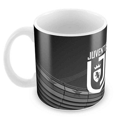 Caneca Branca - Futebol - Juventus