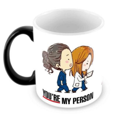 Caneca Mágica - Grey´s Anatomy - You're