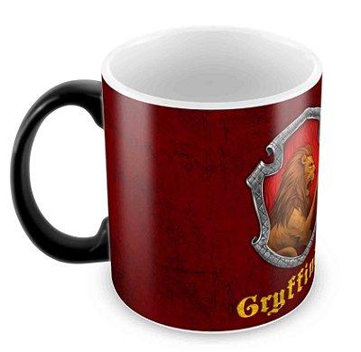 Caneca Mágica - Harry Potter - Grifinória(Gryffindor) - Logo 2