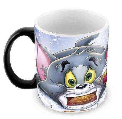 Caneca Mágica - Tom & Jerry