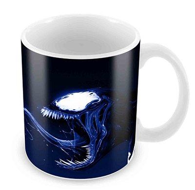 Caneca Branca - Venom 1