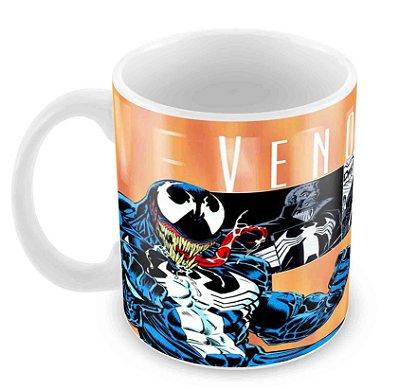 Caneca Branca - Venom 3