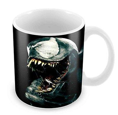 Caneca Branca - Venom 4