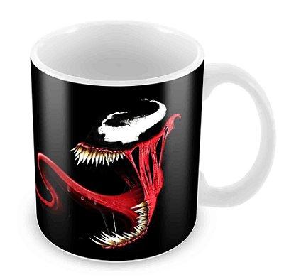 Caneca Branca - Venom 17