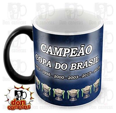 Caneca Mágica - Cruzeiro - Copa do Brasil