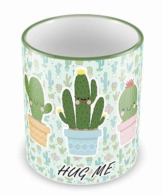 Caneca Verde - Hug Me