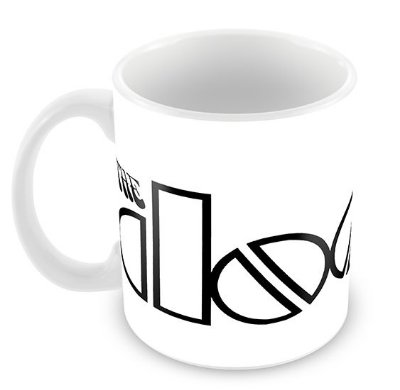 Caneca Branca - The Doors - 03