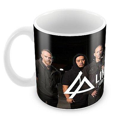 Caneca Branca - Linkin Park - 04