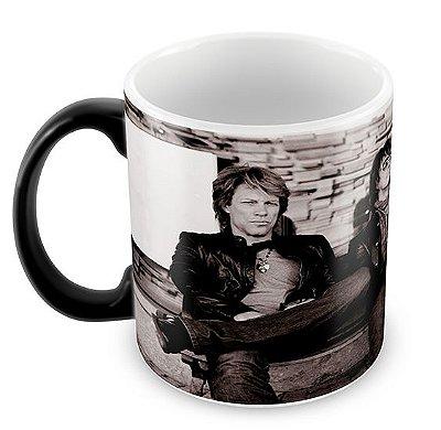 Caneca Mágica - Bon Jovi