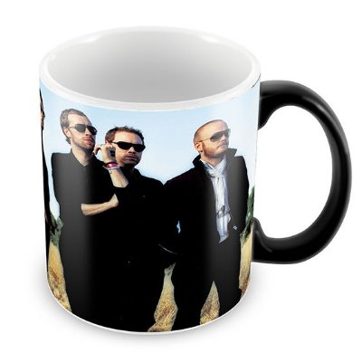 Caneca Mágica - Coldplay - 04