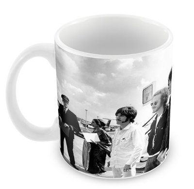 Caneca Branca - The Doors - 02