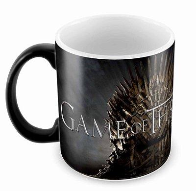 Caneca Mágica - Game of Thrones - Trono