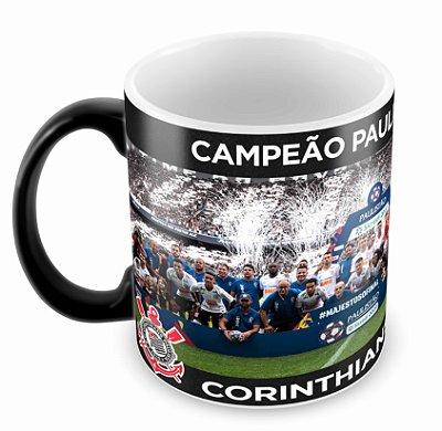Caneca Mágica - Corinthians - Campeão Paulista 2019
