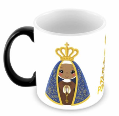Caneca Mágica - Religião - Nossa Senhora II