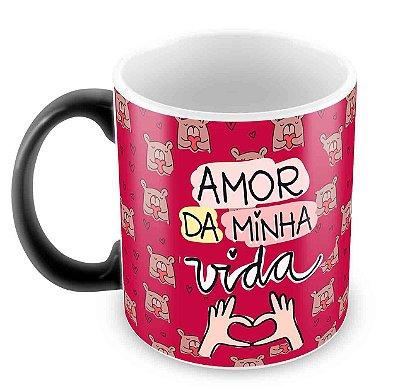Caneca Mágica - Dia dos Namorados - M35